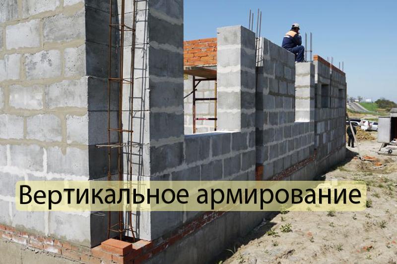 строительство монолитного дома из керамзитобетона