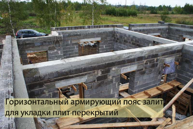 Перекрытия в домах из керамзитобетона топпинг для бетона в туле купить